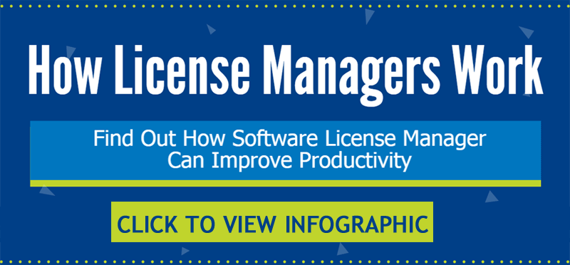 Learn how license managers work